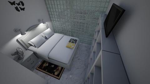 Holiday Studio BEDROOM 3 - Rustic - Bedroom - by doritauk