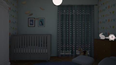 Nursery - Classic - Kids room - by Annathea