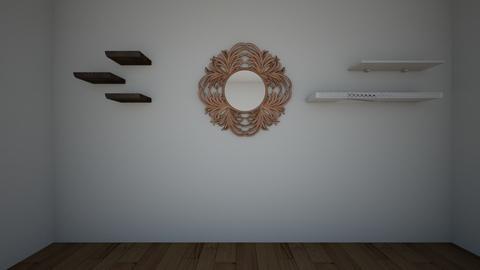 wall - by ahudeck5