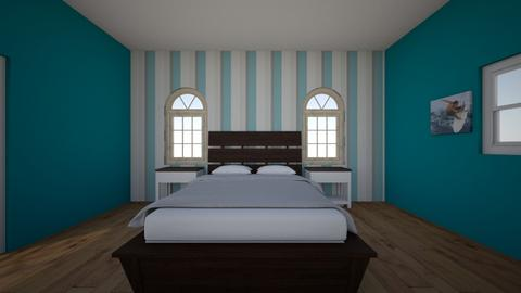 surf room - Modern - Bedroom - by kbrunson