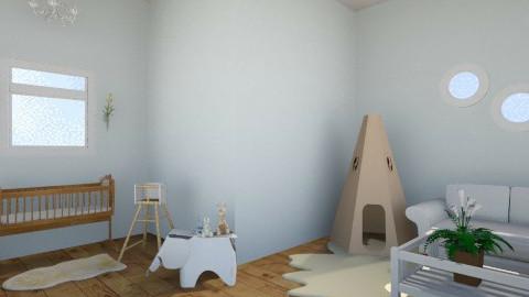 Nursery - Eclectic - Kids room - by JazzyAllen