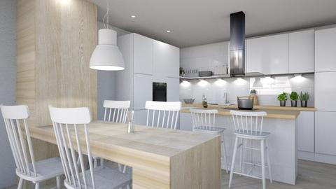 Kitchen Area - Kitchen - by siljaj
