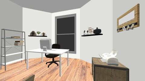 Home Office - Office - by theresarosebaldwin
