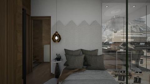 Casa375Bedroom - Bedroom - by nickynunes