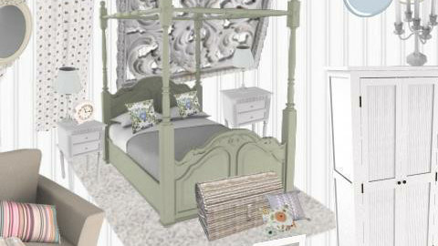 Shabby Chic - by Winning Interiors Tracy Winn
