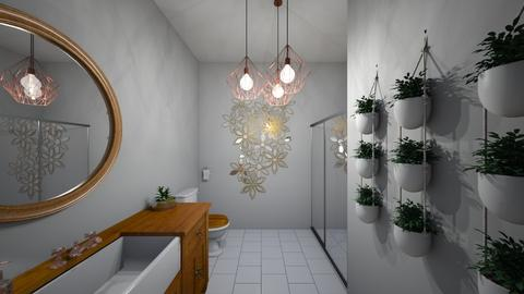 Bathroom Boho - Bathroom - by kaylebuck22