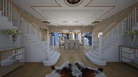 Dr - Modern - Dining room - by Saj Trinaest