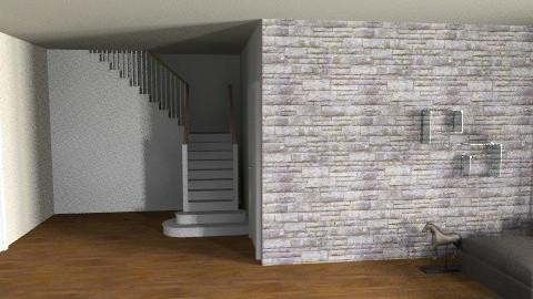 living 7 - Modern - Living room - by lucian_serpi