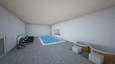 Indoor Pool - by marshalljonny6