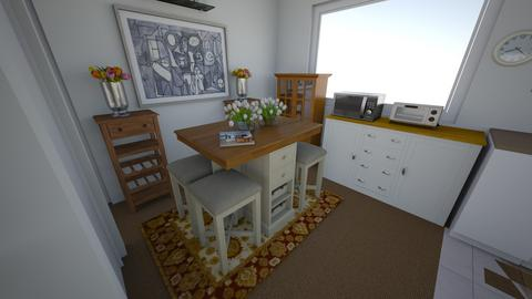 Seaside Living Space - Living room - by TheDutchDesigner