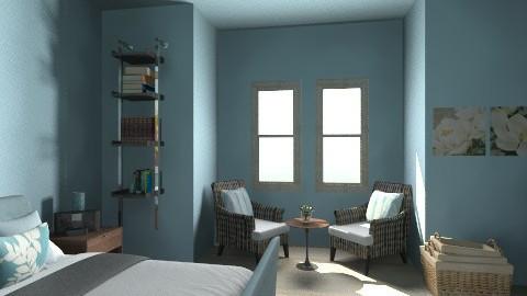 Marigold Master bedroom - Feminine - Bedroom - by Emily_Foster12