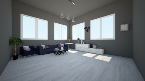 Lr - Living room - by libcabene