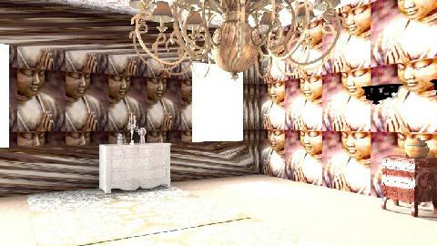 ROCIO BALTAZAR - Glamour - Bedroom - by sweetro77