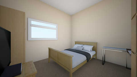 Bedroom - Retro - Bedroom - by kenstermatt