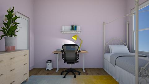 small - Bedroom - by sonakshirawat175