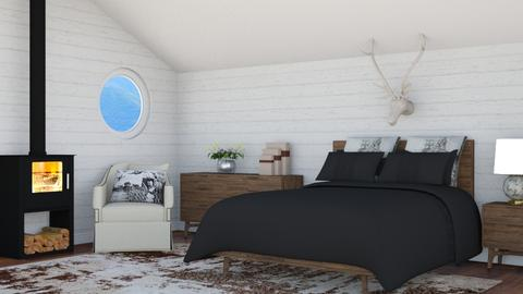 Farmhouse Bedroom 4 - Bedroom - by lovedsign