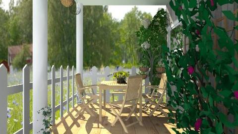 Garden - Country - by hetregent