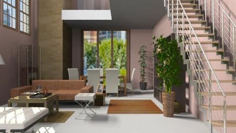 home Decor  - Retro - Living room - by sahfs