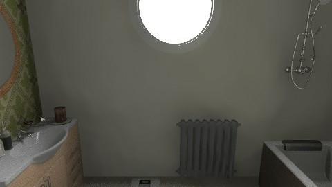 Bros Bath - Rustic - Bathroom - by Arianis Gutirrez Vannucci
