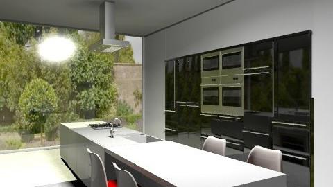 kitchen - Modern - Kitchen - by fre82