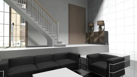 MODERN - Modern - Living room - by misspopular845