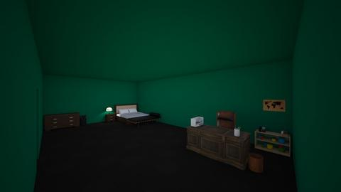 William Dean - Bedroom - by Rsvo64