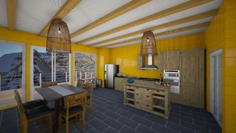 IP Artisan Kitchen - by abards97