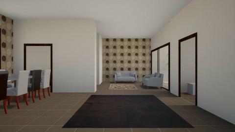livingggg - Living room - by EsRaa Mohamed