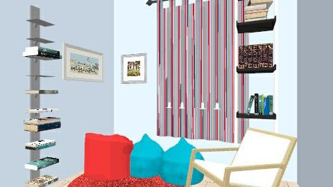 playroom - Rustic - Kids room - by sol640