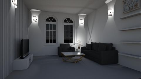 Living Room - Classic - Living room - by AntRyan10