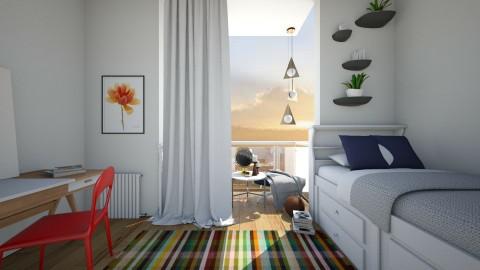Morning - Bedroom - by Jasmine Marquez_842