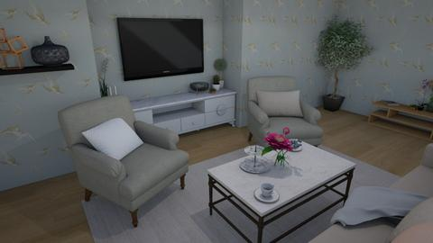Living room - by Sofie 463
