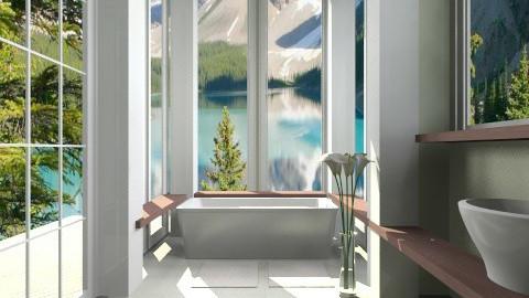 bath longing - Minimal - Bathroom - by mikaela7