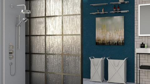 Shower Time - Modern - Bathroom - by XiraFizade