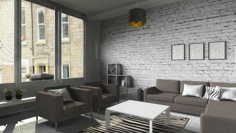 Minimal - Minimal - Living room - by Tuija