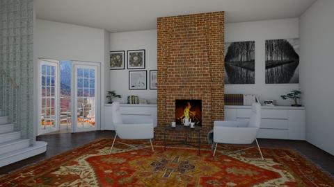 autumn - Living room - by __Nikoletta__
