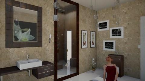 B3 - Bathroom - by Niklaus Ledemon