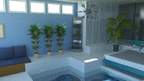 dream bedroom - Modern - Bedroom - by smw0196