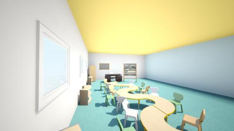 lolo - Minimal - Kids room - by ASU ARQUITECTURA