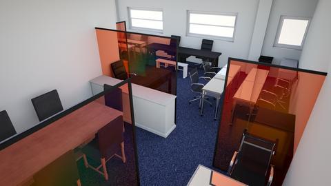 105 Lang Ha - Office - by hungcentech