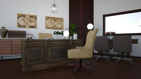 2326 - Office - by TeodoraYord