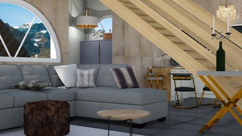 Home - Modern - Living room - by Jessica Fox
