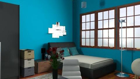 Oggsero - Modern - Bedroom - by Dyka33