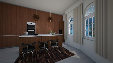 scandinavian - Kitchen - by MoolyLOL