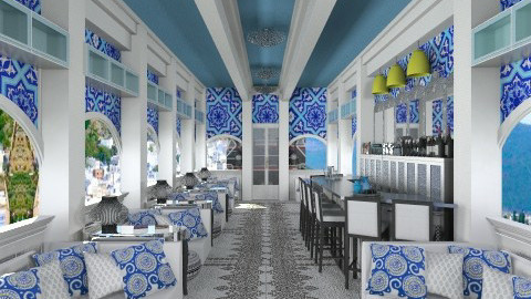 Luxury Moroccan Train - by crosette