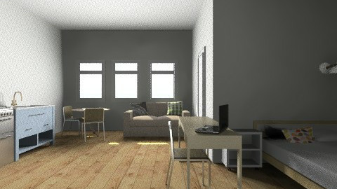 studio apartment - by bethris