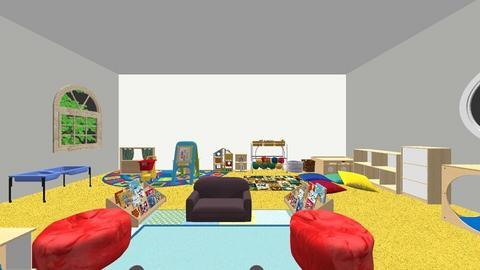 Bloc 3 - Kids room - by UFCWKCZVLPCENKMQDRZJUAXRKMGKFMK