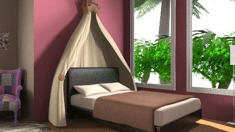 master bedroom - Bedroom - by mariannee1