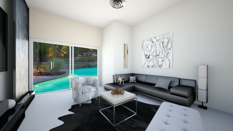 Living Room - Living room - by Camie Tafalla