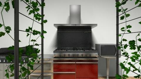 Vintage Kitchen - Vintage - Kitchen - by dyb123